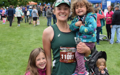 Moms Dominate Colorado's Biggest Marathon
