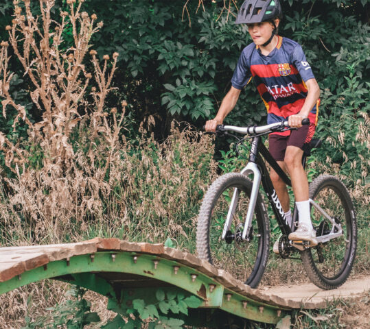 Off-Road Ultralight: Euro Kids' Bike Brand woom Hits US