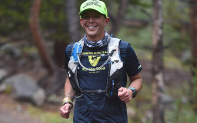 Ultrarunner Proves It's Always Time to Put One Foot in Front of the Other