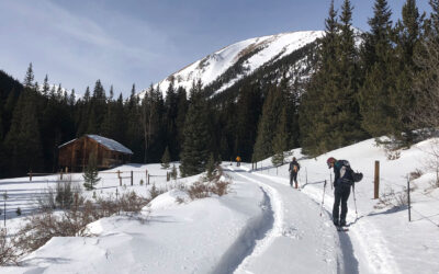 Backcountry Basics: What I Learned at My First Splitboard Session